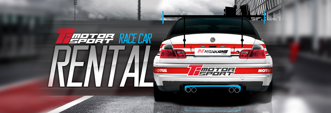 Ti Motorsport Race car Rental