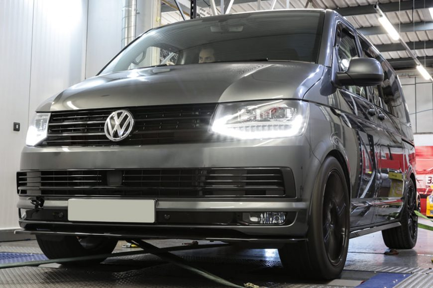 VW Transporter – Pendle Performance