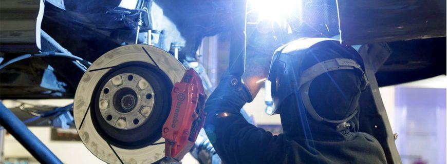 E46 M3 boot floor repair/reinforcement